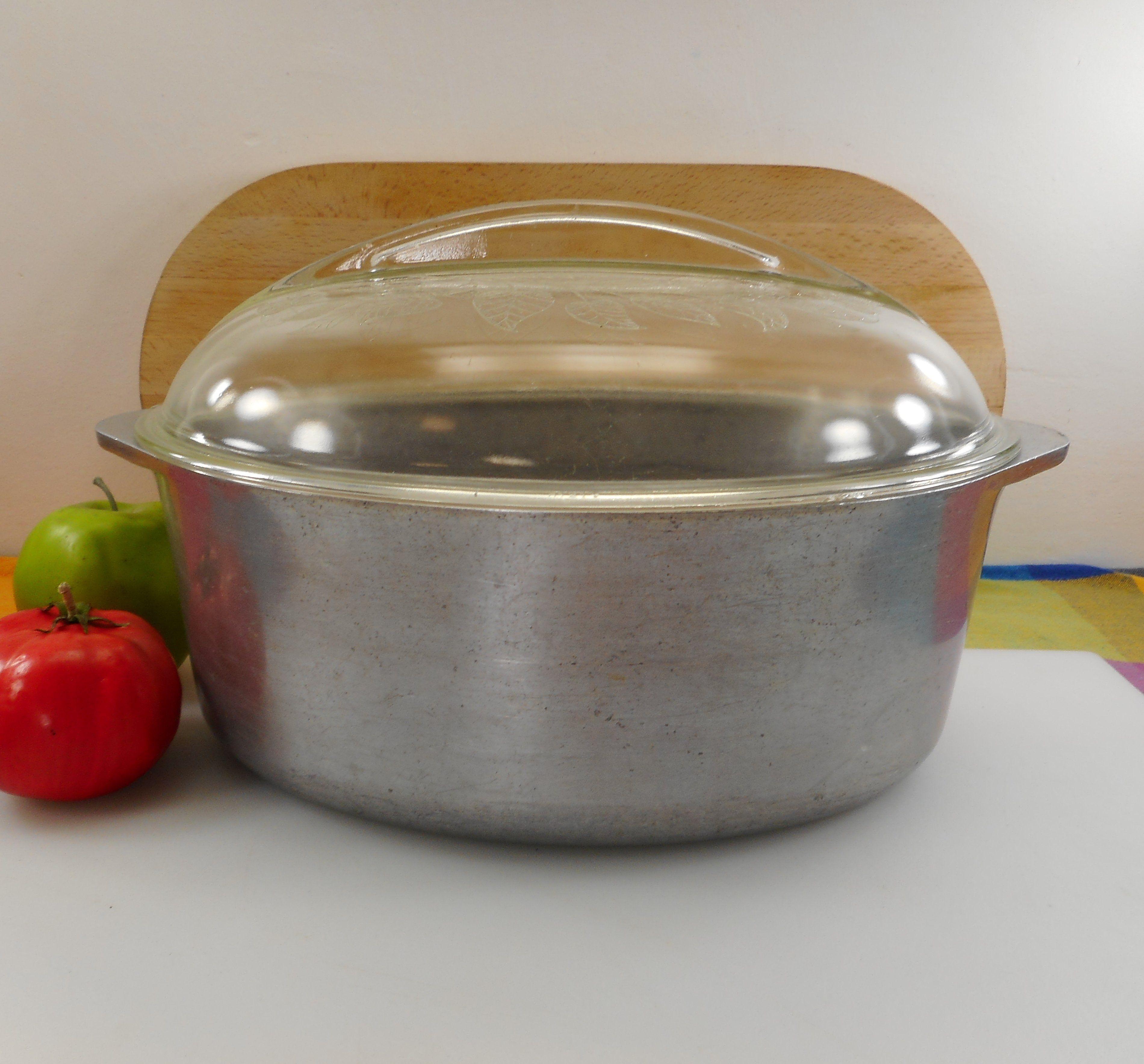 Pin On Vintage Aluminum Cookware Olde Kitchen
