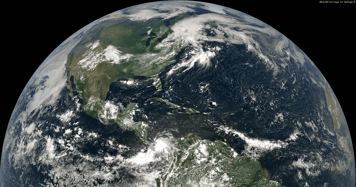 Check Out Cod Meteorology S Experimental Goes 16 Data Viewer Meteorology National Weather Severe Weather