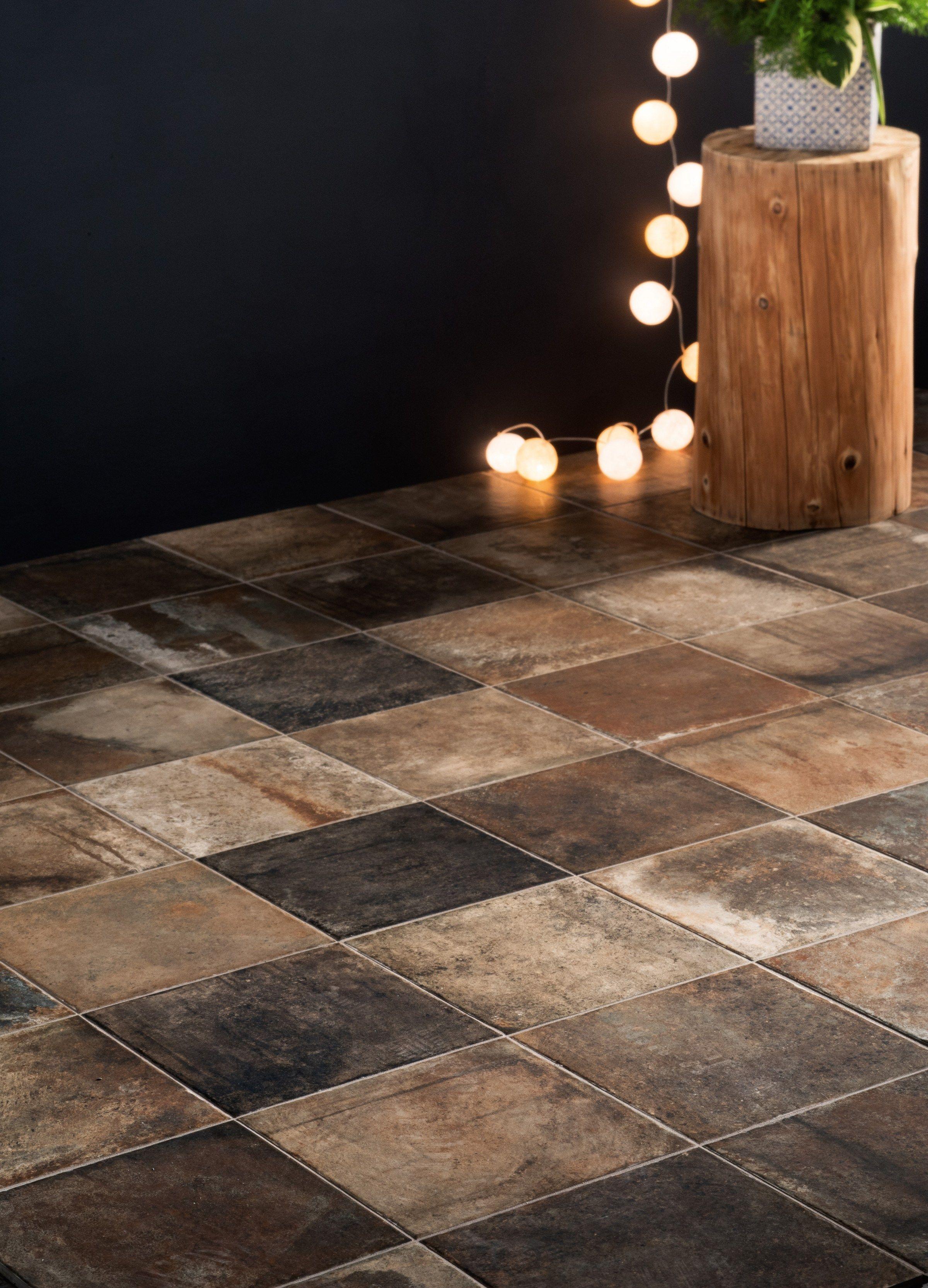 Wand Und Bodenbelag Mit Terrakotta Effekt Terre Nuove By Ceramica