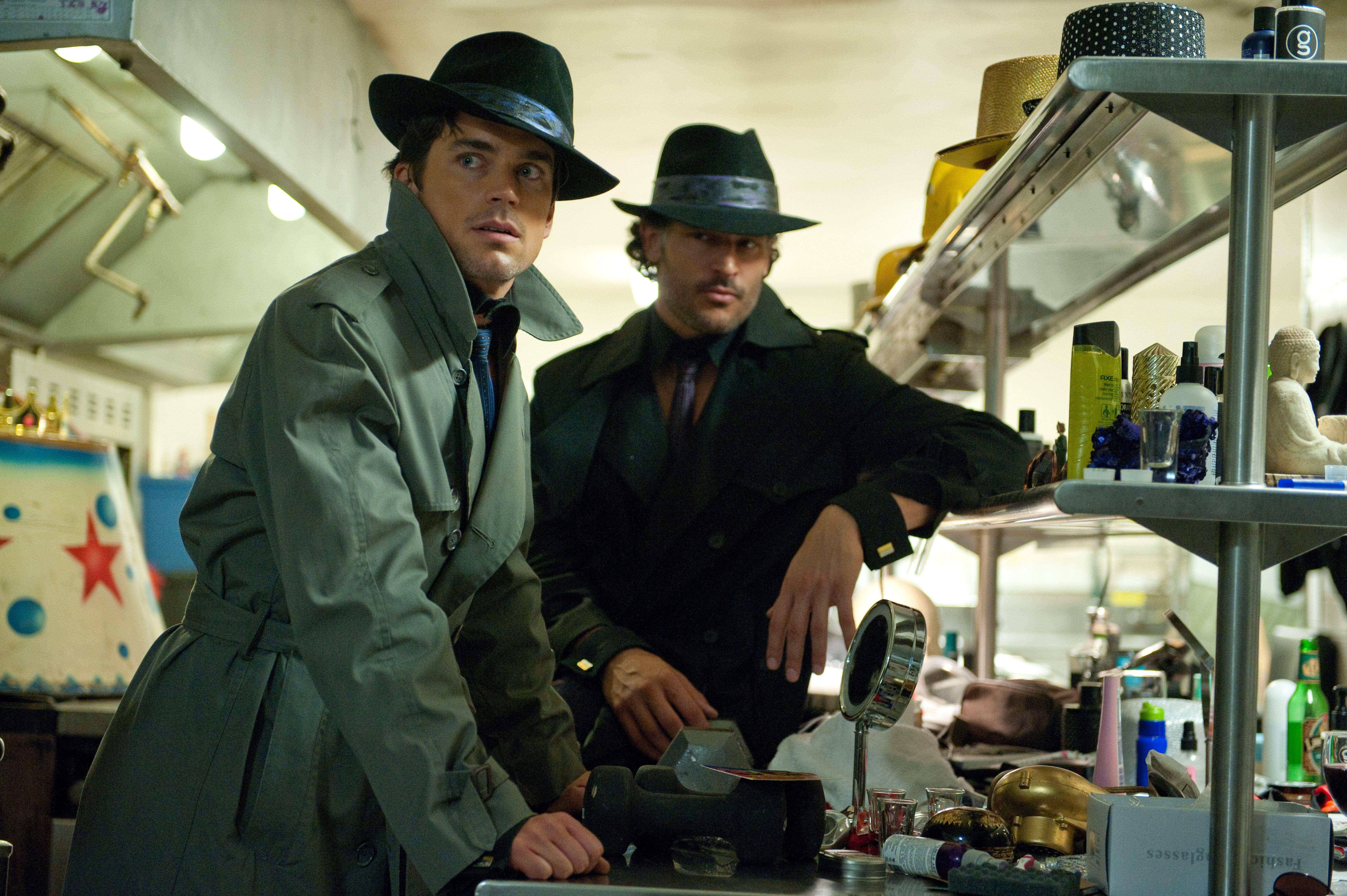 Big Dick Richie (Joe Manganiello) and Ken (Matt Bomer) #MagicMike
