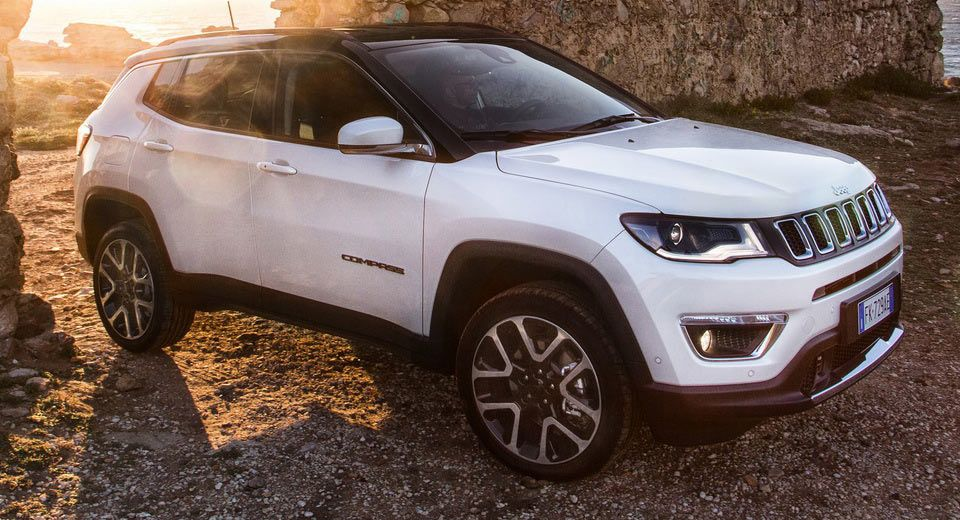 New Jeep Compass Officially Launched In Europe 38 Photos Jeep