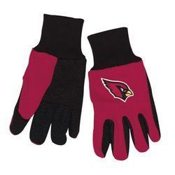 Arizona Cardinals Two Tone Gloves - Youth Size