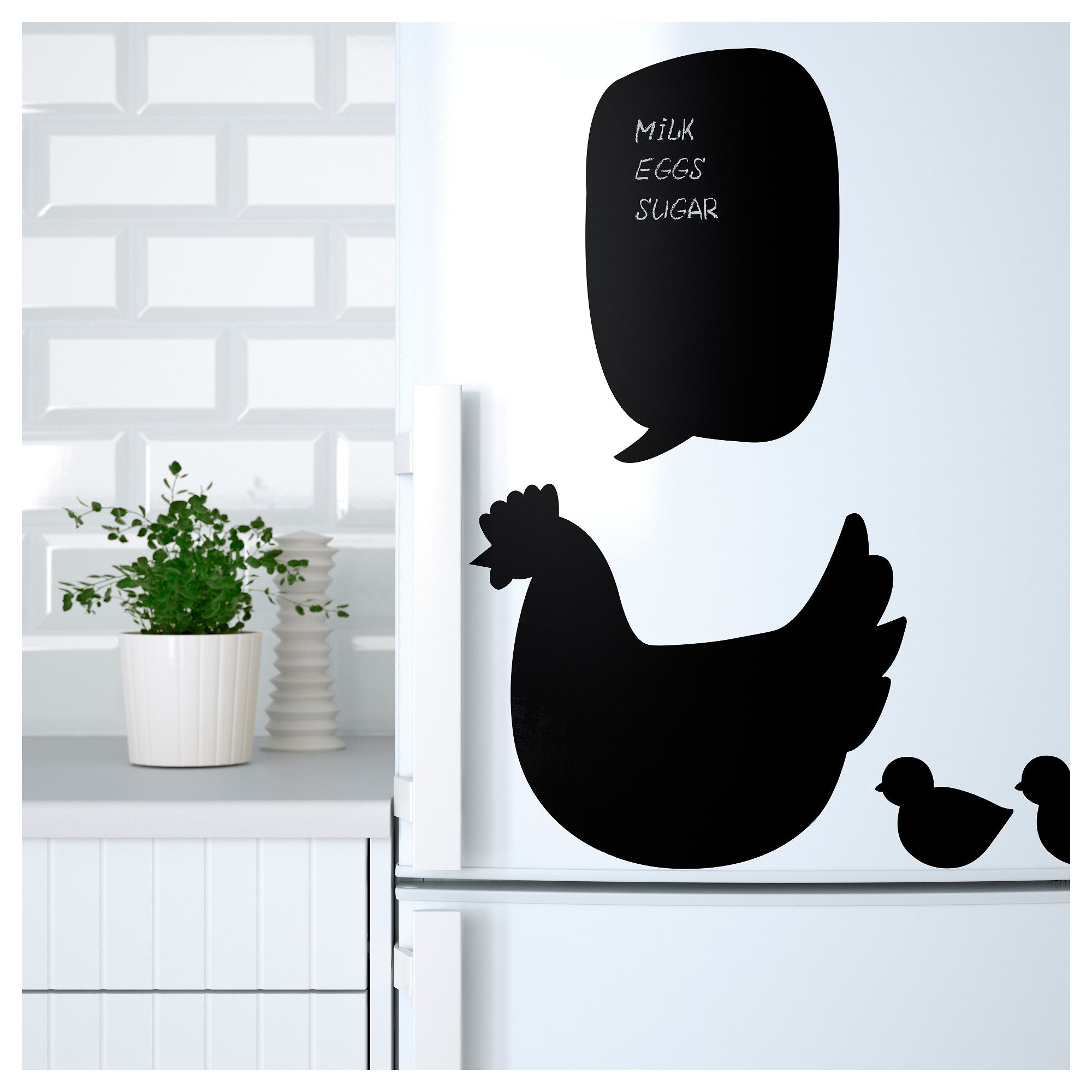 klatta διακοσμητικά αυτοκόλλητα - ikea | deco | pinterest - Stickers Murali Ikea