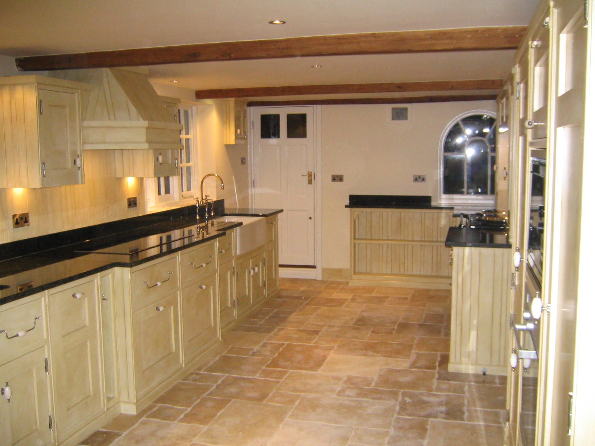 Mark Wilkinson Provence Kitchen colour washed By Kevin