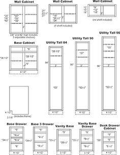 Cabinet Dimensions 111 Total 1 34 5 Base 42 Upper Plus