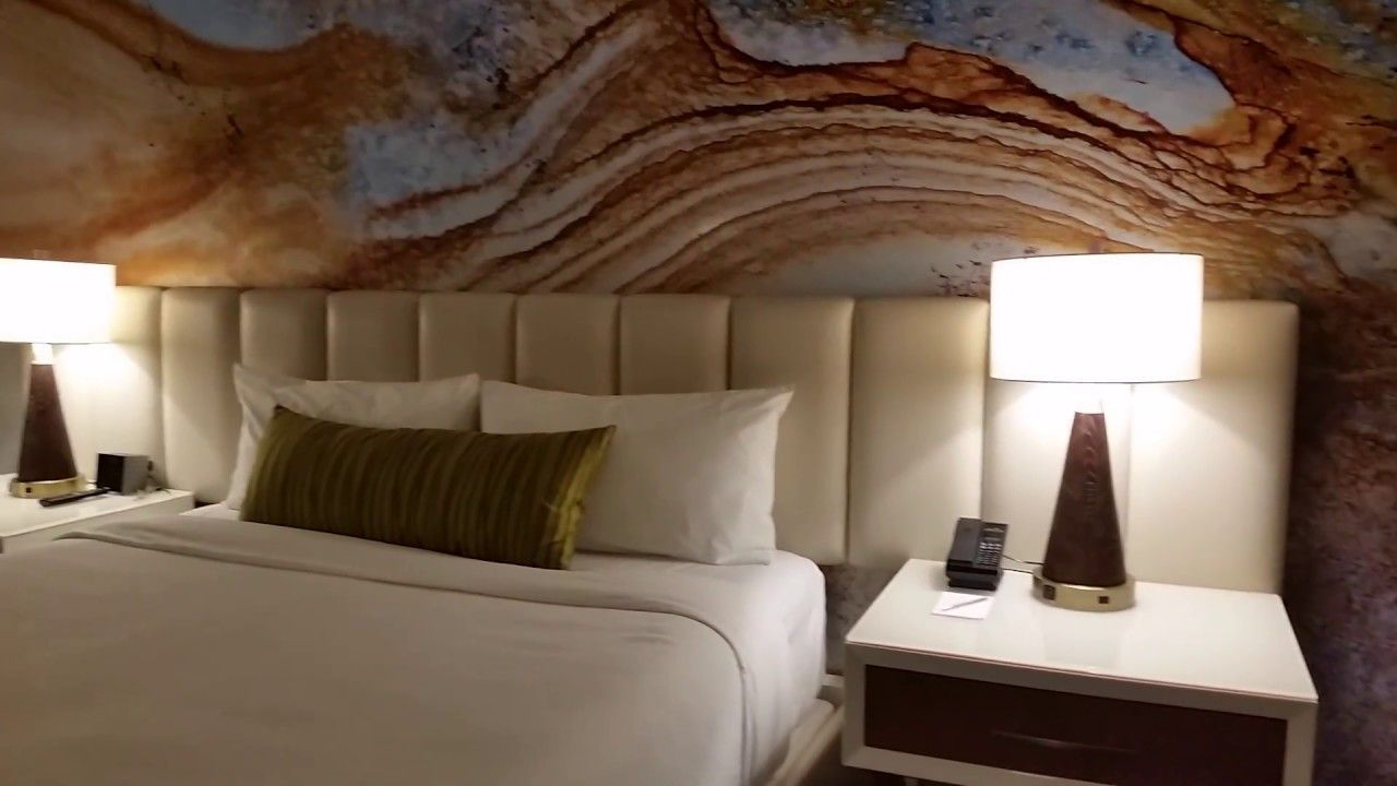 Mandalay Bay Las Vegas King Hotel Room Tour  Room 3307  April Prepossessing 3 Bedroom Suite Vegas 2018