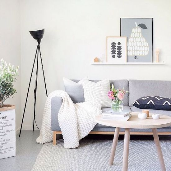 10 Minimalist Living Rooms To Make You Swoon Living Room Scandinavian Scandinavian Design Living Room Minimalist Living Room