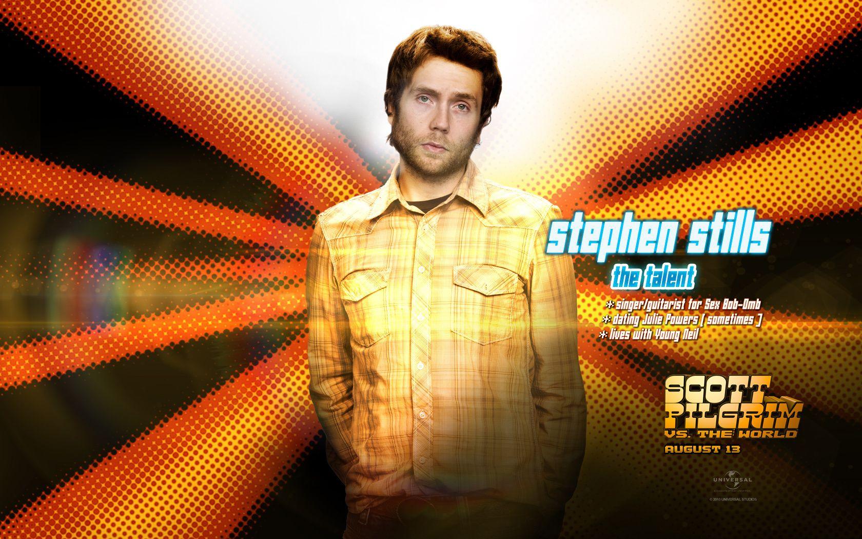 Stephen Stills Scott Pilgrim Vs The World