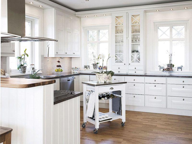 Una cocina de estilo n rdico pinterest estilo n rdico for Cocina estilo nordico