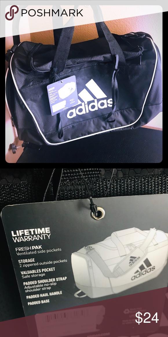 dda76475e0 Adidas gym bag New with tags adidas Bags Briefcases