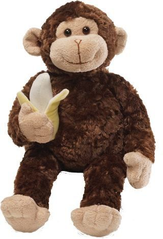 Cutest Monkey Stuffed Animal Ever Monkeyzors Monkey Plush