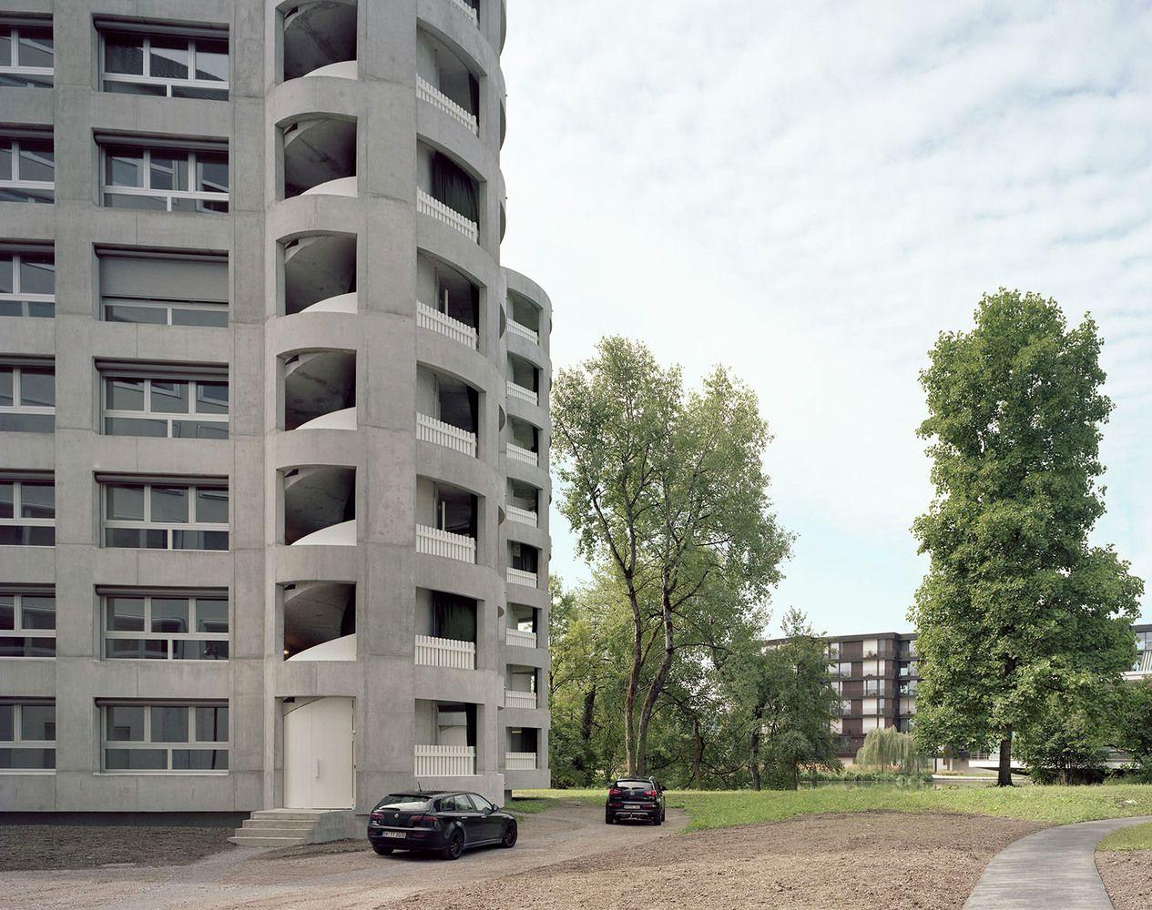 gallery of zellwegerpark uster / herzog & de meuron - 2, Innenarchitektur ideen