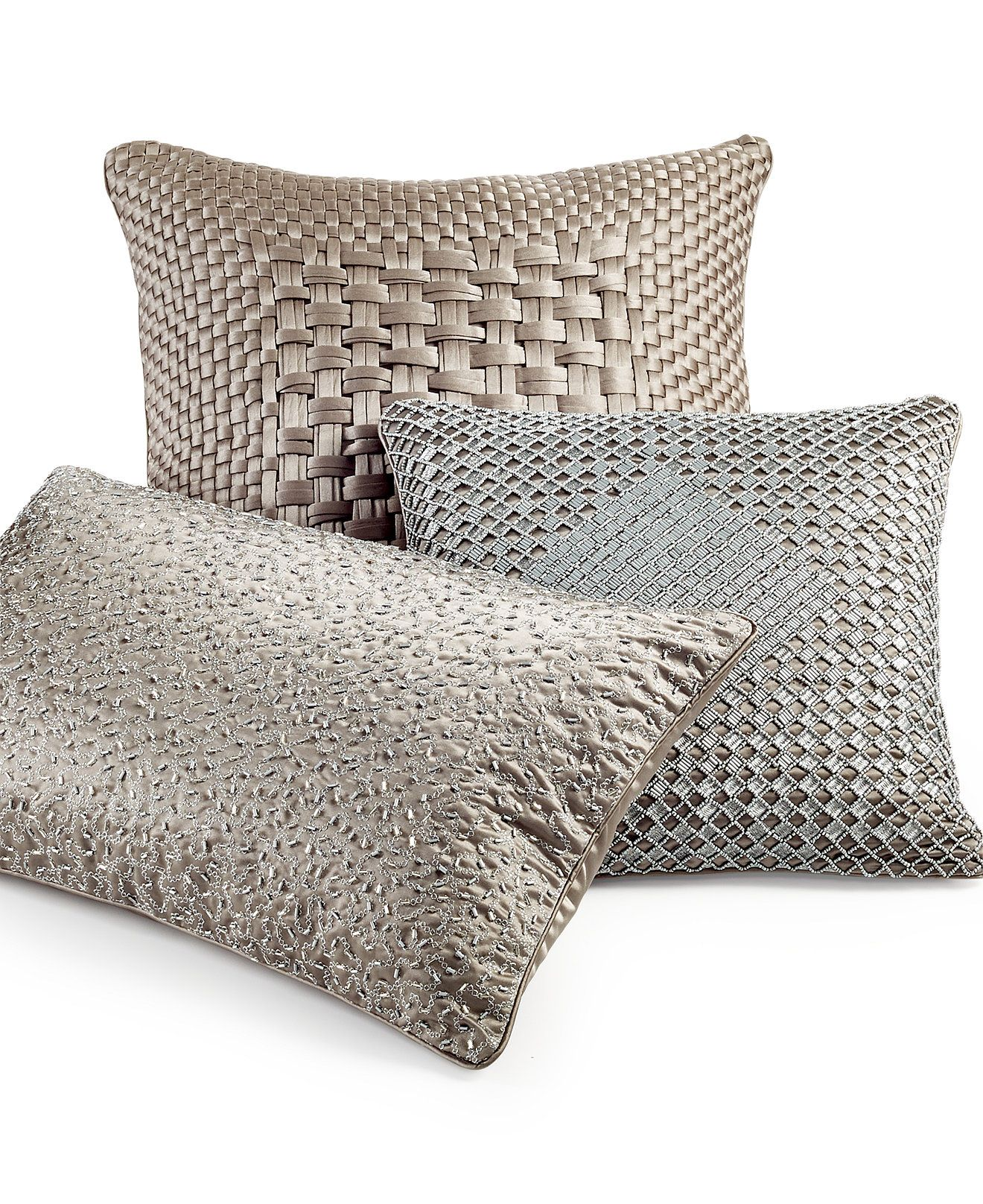 """Hotel Collection Dimensions 14"""" X 24"""" Decorative Pillow"""