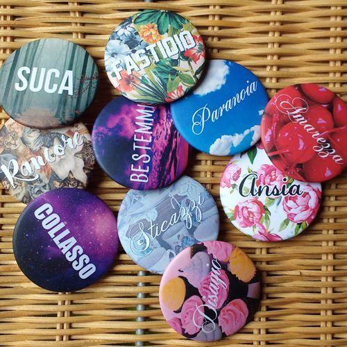 Pins - Pack 10  Il set di spillette al completo e a prezzo scontato!