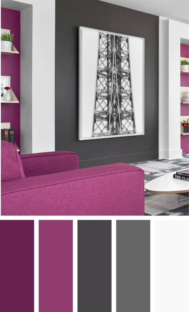 √ 35 Best Living Room Color Scheme Ideas Brimming With Character ...