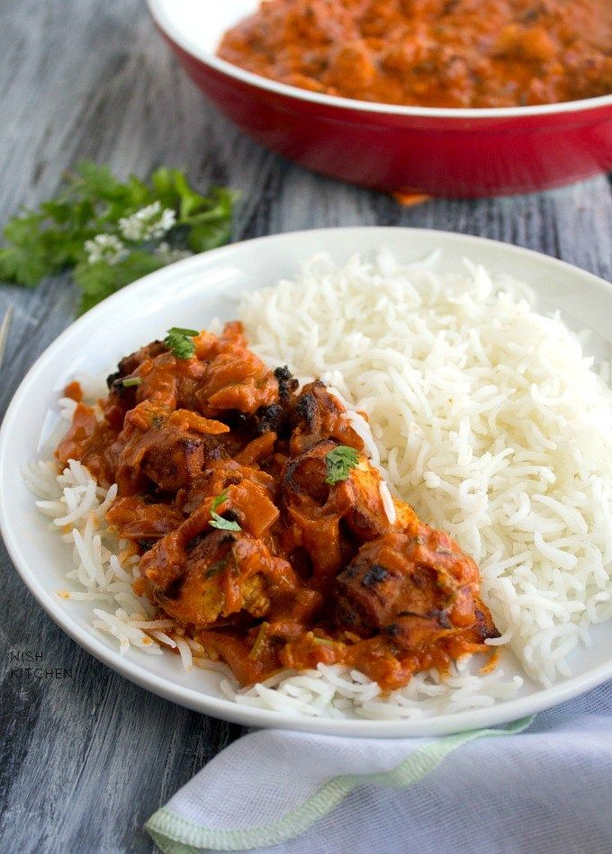 Authentic Chicken Tikka Masala Recipe Video Recipe Favorite
