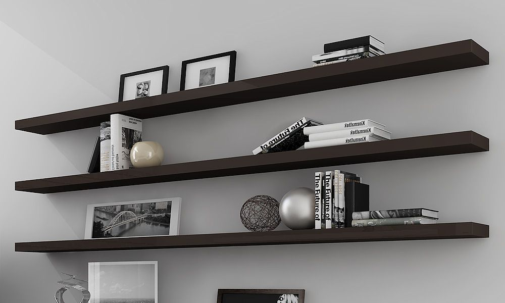10 Top White Floating Shelves Living Room