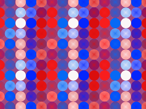 """""""RED, WHITE AND BLUE"""" by Patternz"""