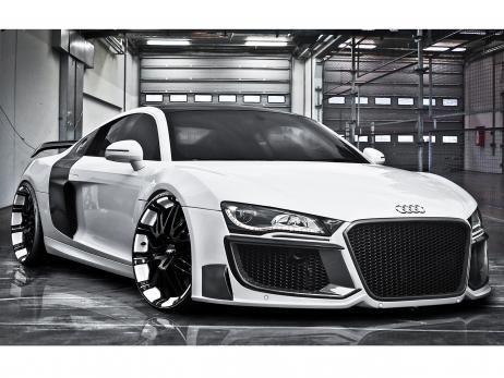 Audi R8: Tuning von Regula | autozeitung.de #audir8