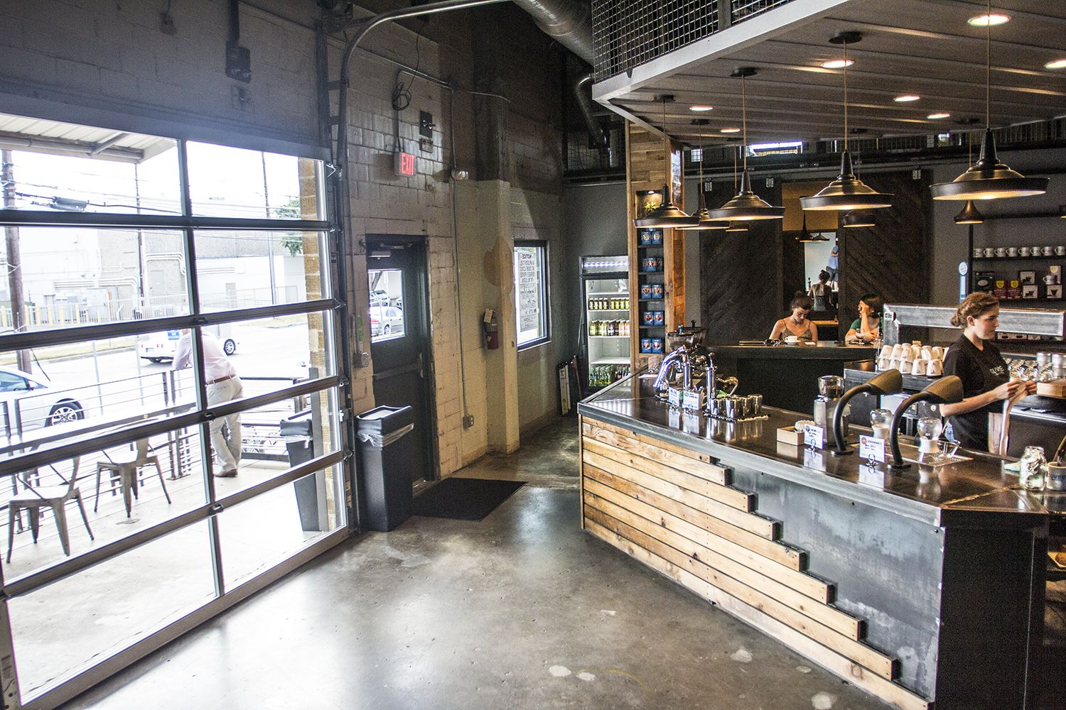 Cuvée Coffee's New Bar Changes the Tide on Customer Flow