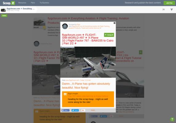 flygcforum com ✈ FLIGHT-SIM-WORLD #97 ✈ X-Plane 10 | Flight Factor