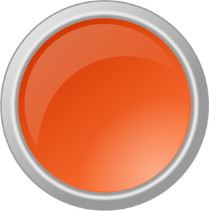 Red Button In Gray Frame Vector Illustration Vector Illustration Data Visualization Design Vector