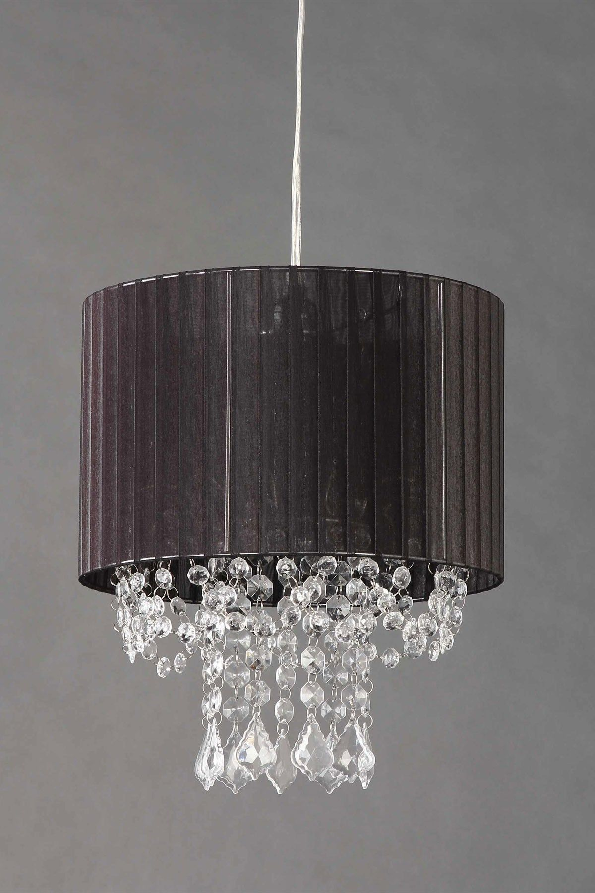Black laced traditional crystal chandelier on hautelook interior black laced traditional crystal chandelier on hautelook arubaitofo Image collections