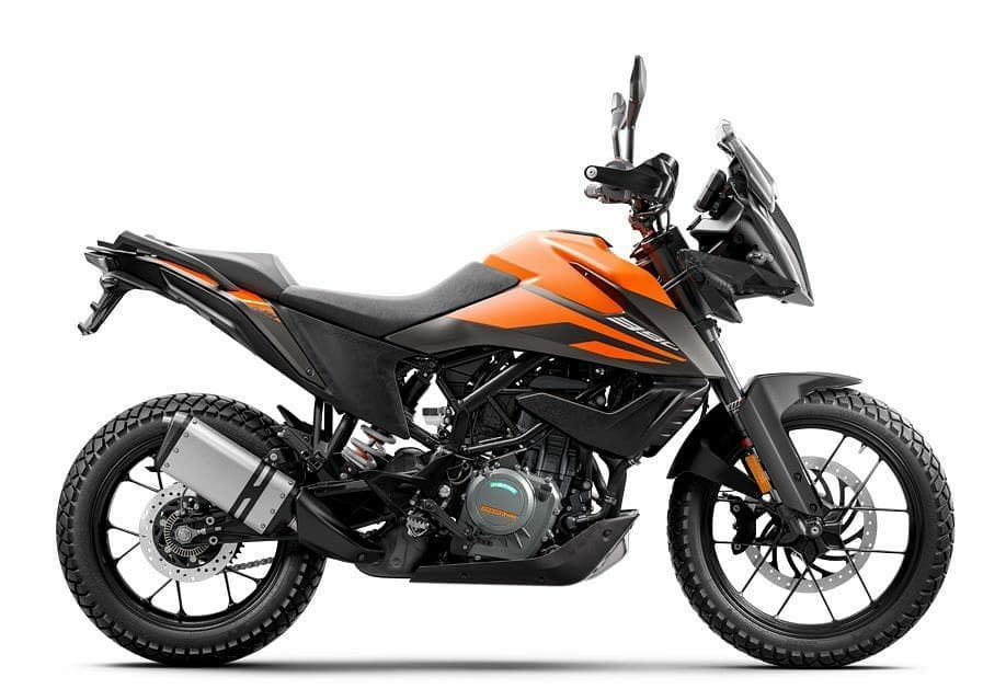Ktm 390adventure Has Been Launched At Rs 2 99 Lakh Ex Showroom