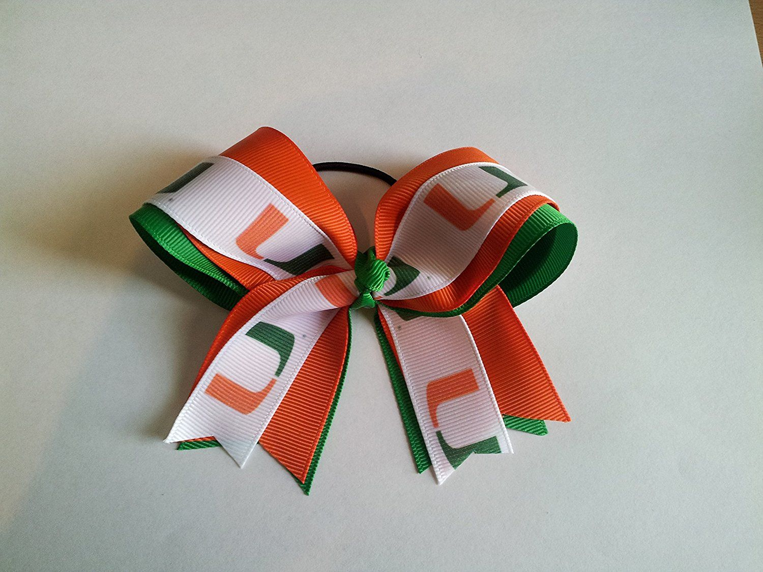 Hurricanes Hair Bow -- Learn more by visiting the image link.
