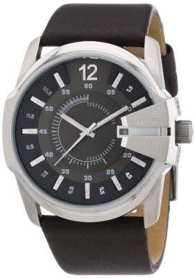 e6d97c65c3a Relógio Diesel Men s DZ1206 Not So Basic Basic Brown Watch  Relogios  Diesel  Relogios Masculinos