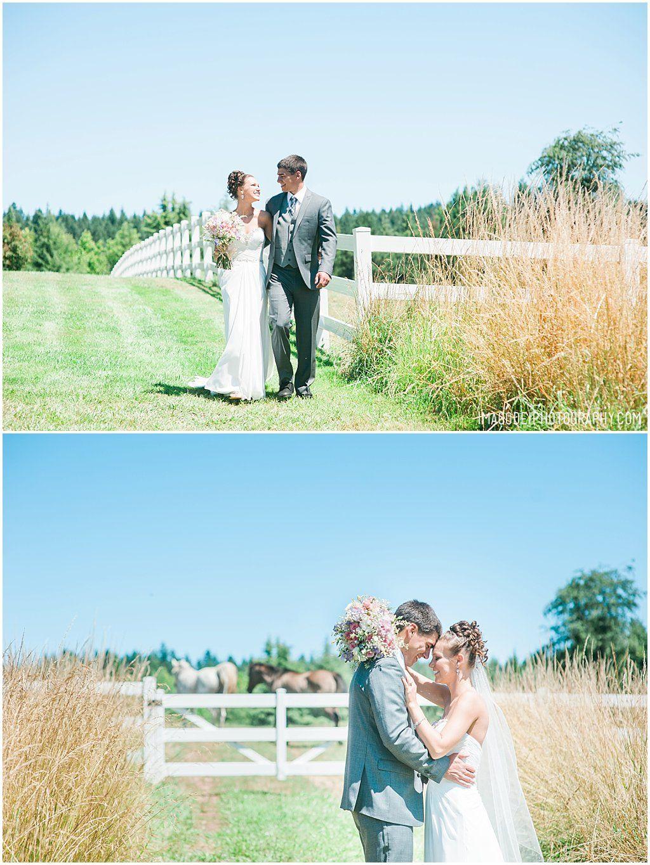 Imago Dei Photography, Long Farm Barn Wedding, West Linn ...