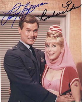 Barbara Eden Signed Autographed 16X20 Photo I Dream of Jeannie Color Carpet JSA