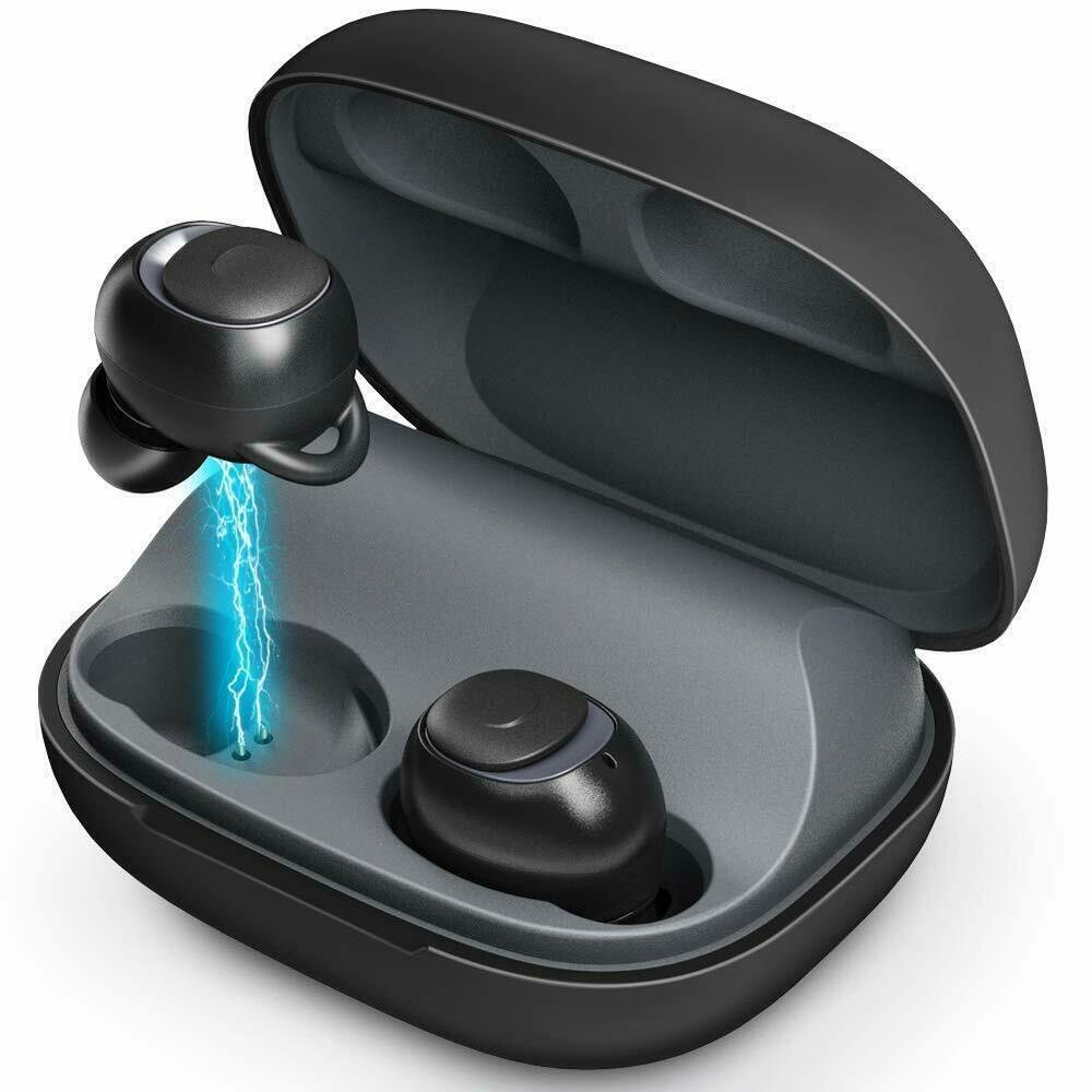 Bluetooth 5.0 Wireless Earbuds MEBUYZ TWS 3D Stereo