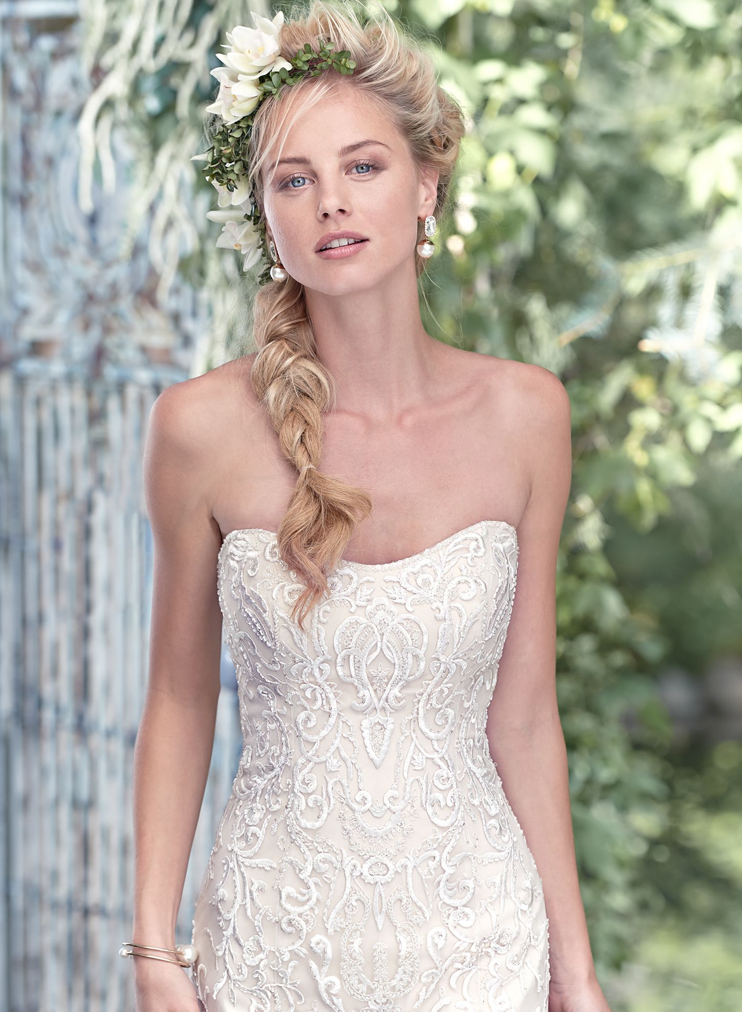 Maggie Sottero Wedding Dresses | Maggie sottero, Modern romance and ...