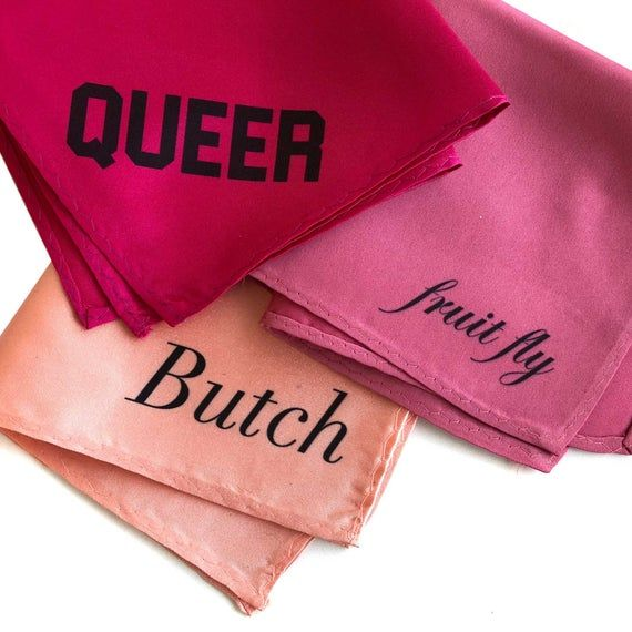 Naughty Pocket Square. Dirty Words, Hanky Code. LGBTQ, Gay Pride, Flagging. Vegan hanky. Queer, Butc #pocketsquares