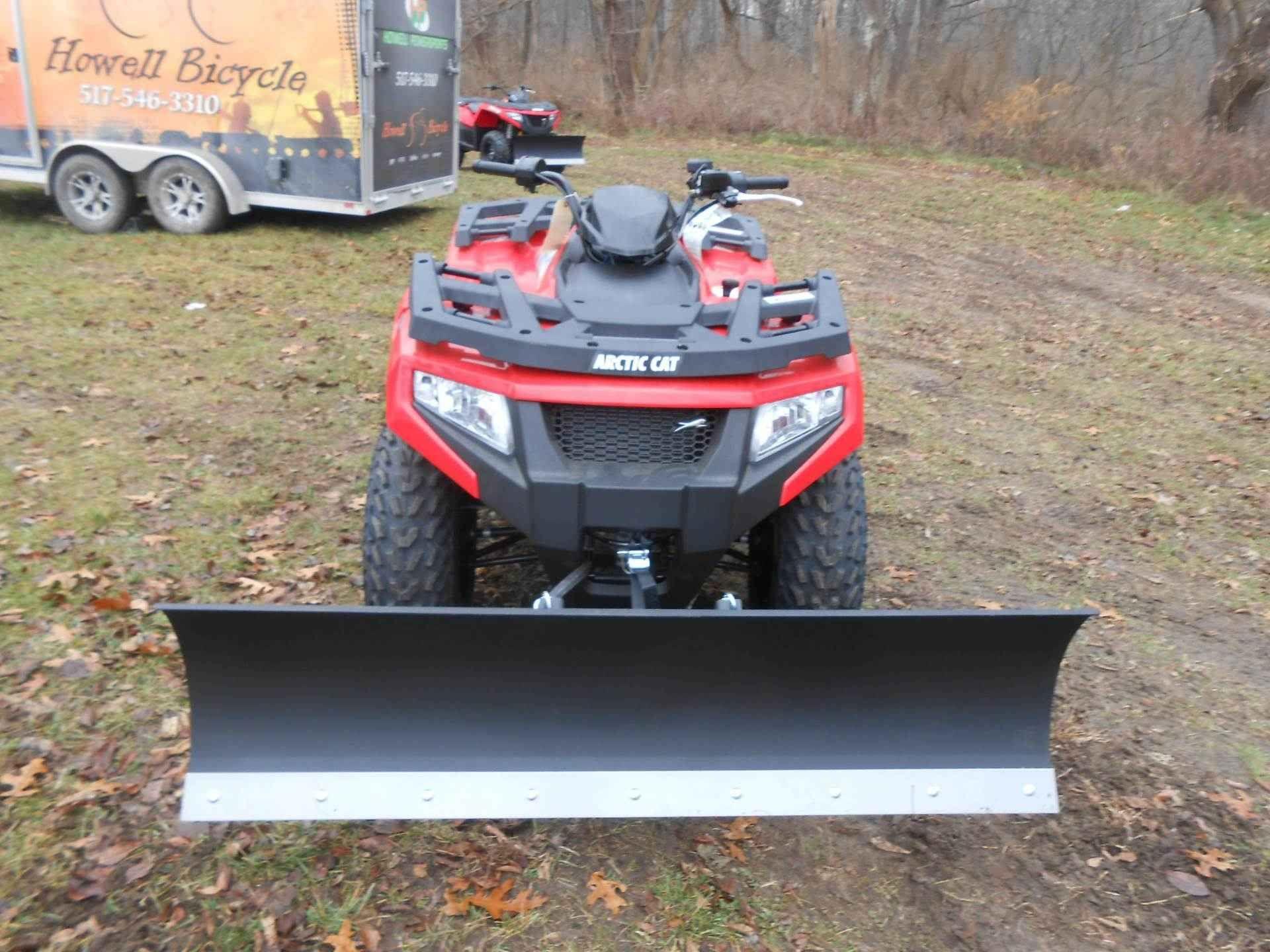 New 2016 Arctic Cat Alterra 450 ATVs For Sale in Michigan ...
