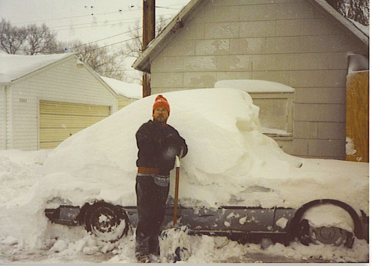 Halloween Blizzard October 31 November 3 1991 The Good Old
