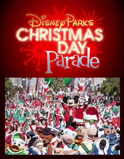 disney christmas parade all you like disney parks christmas day parade 2012 720p hdtv - Disney Christmas Day Parade