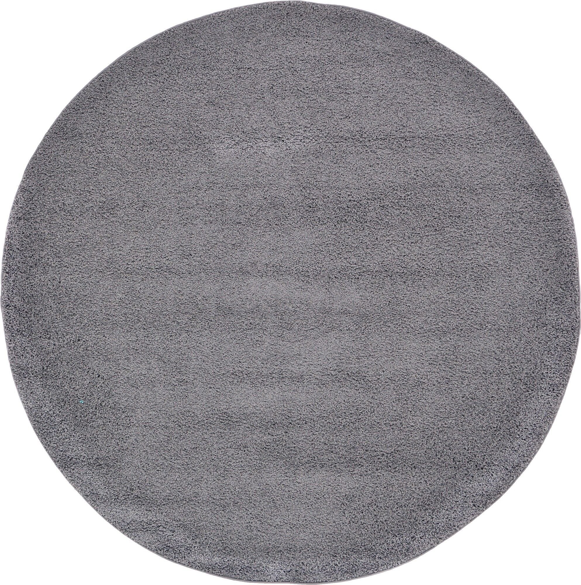 Solo Dark Gray Area Rug