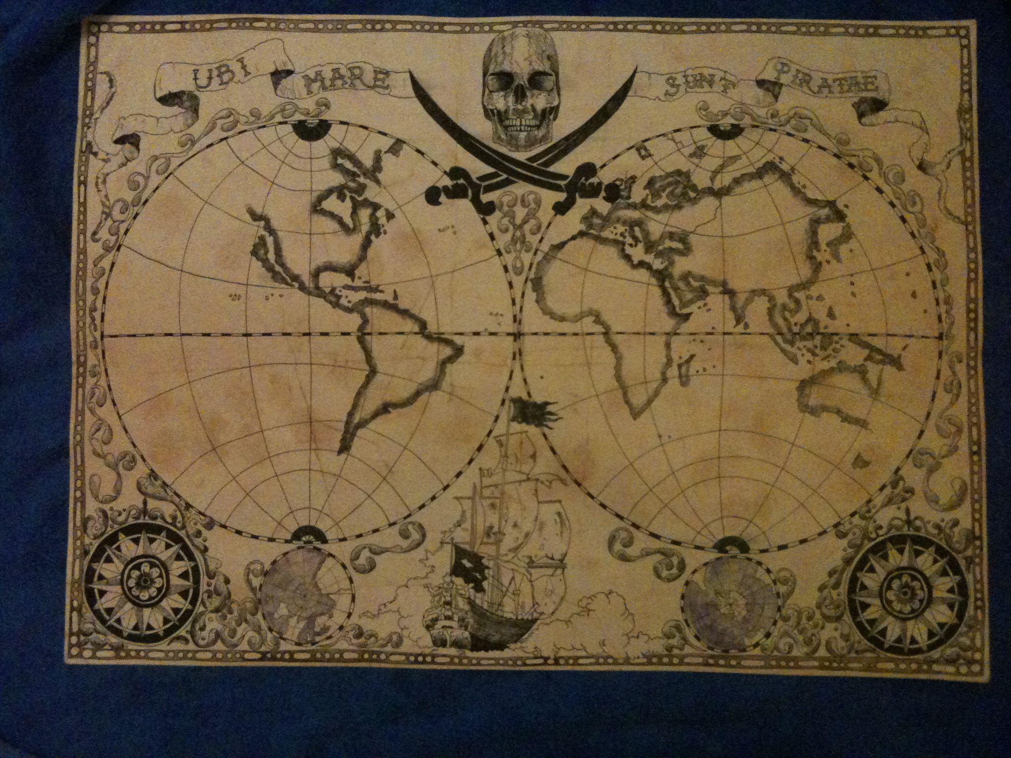 увидели таинственная карта картинки отпустила век