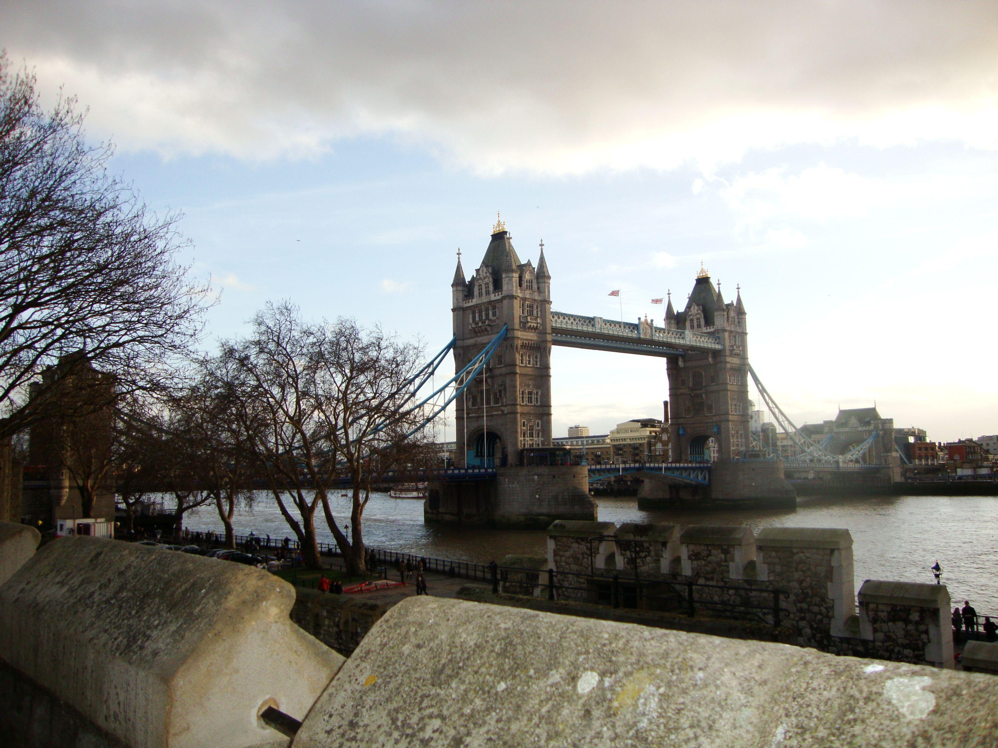 Tower Bridge - London-UK
