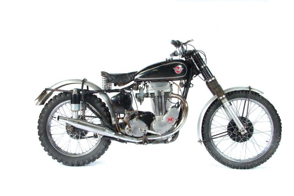 1953 matchless g3lc scrambler