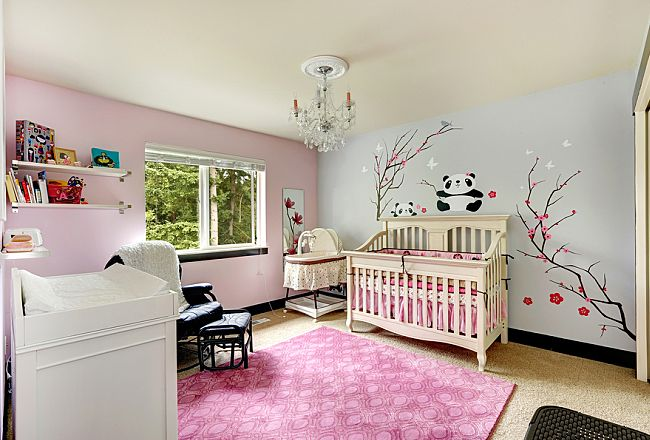 Dreamy Tips for Designing a Nursery for Your New Baby Girl