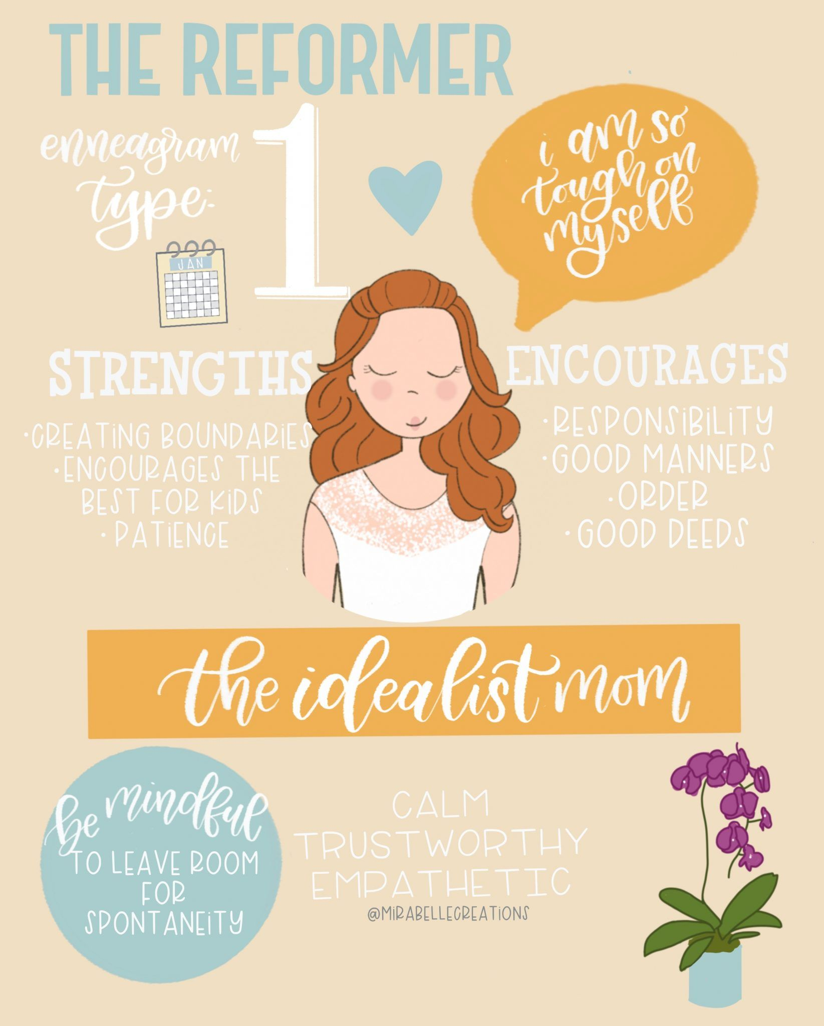 What Your Enneagram Type Tells Us About What Type of Mom You Are