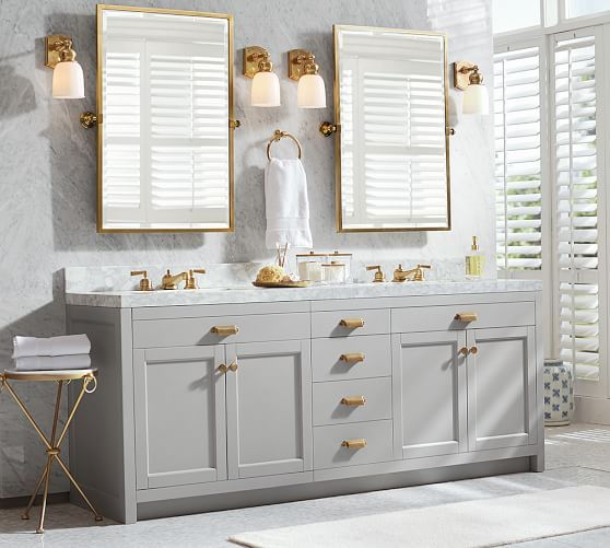 Davis 78 25 Double Sink Vanity With Drawers Bathrooms Remodel Bathroom Design Double Sink Vanity