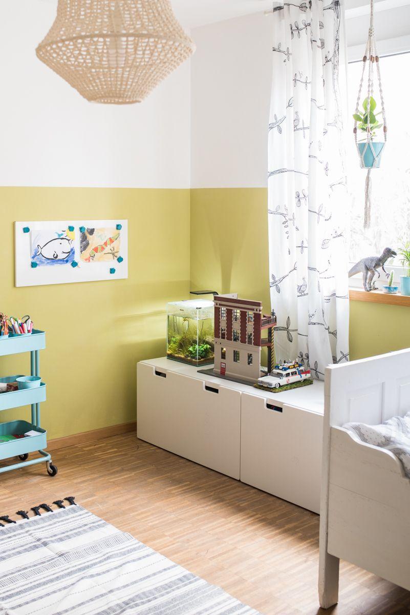 Neue Wandfarbe im Jungszimmer (mit Bildern) Wandfarbe