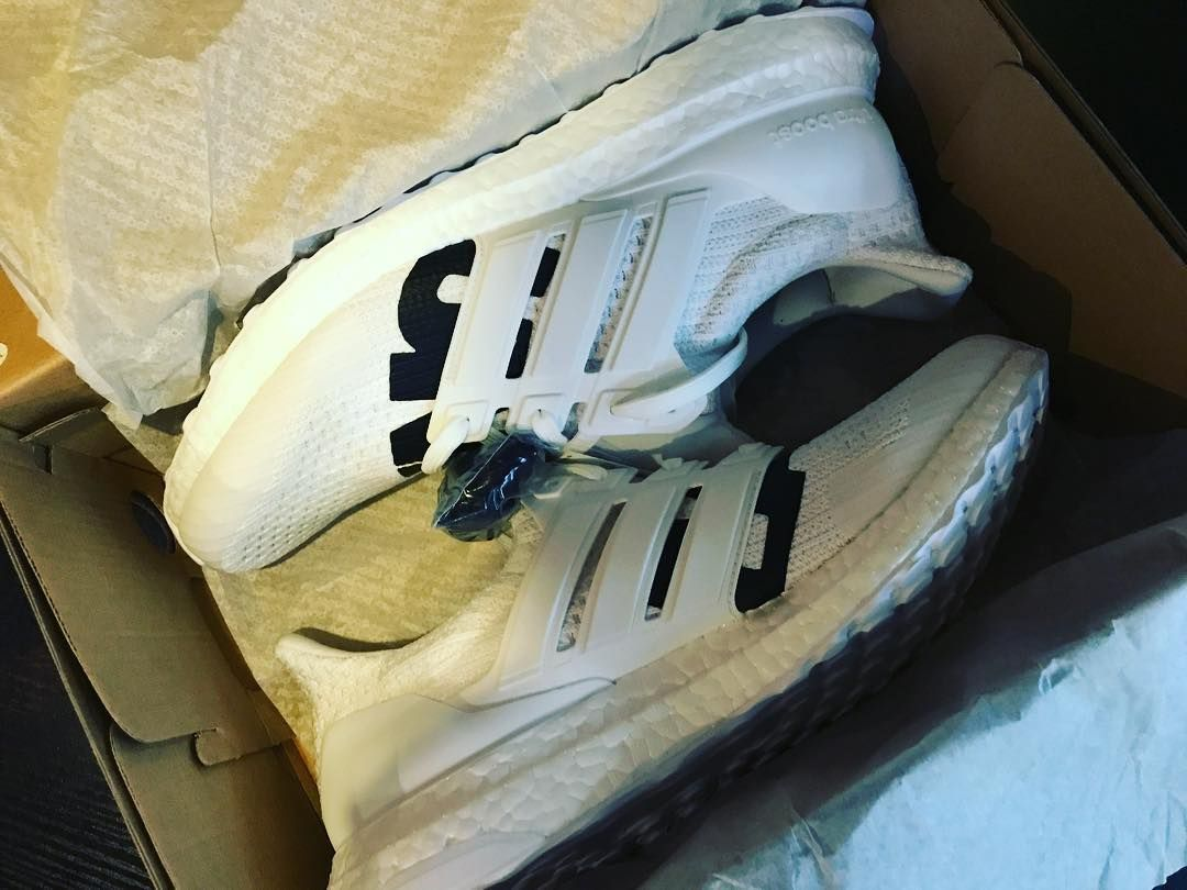 260f3e520d65 Product in studio !!!! Undefeated x adidas ultra boost !!! Size ...