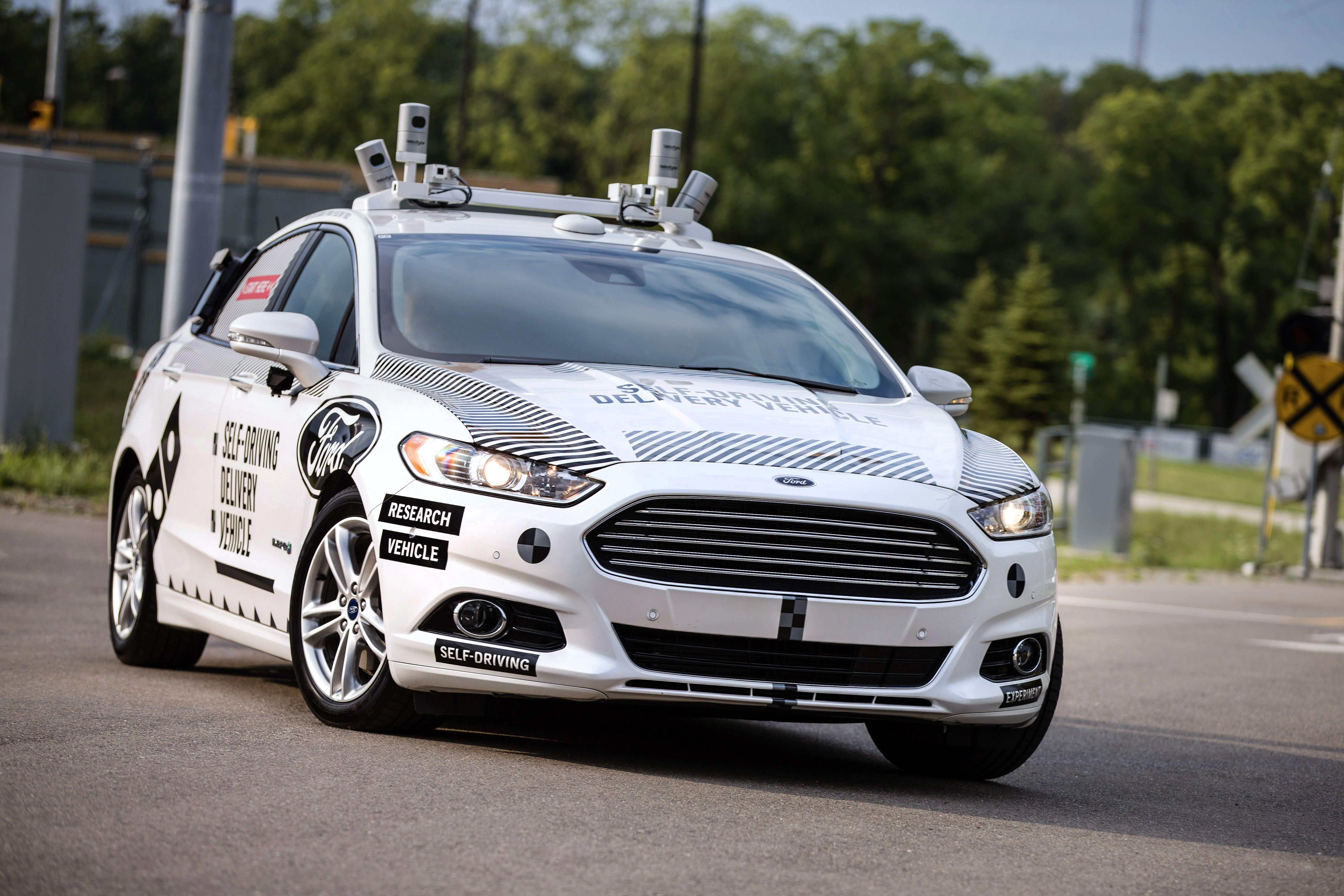 US House Passes SELF DRIVE Act For Autonomous Car Testing