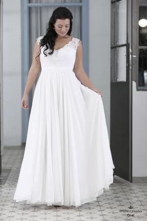 cdf1a49d107 Plus size wedding gown-Blue (1)Orel (2)