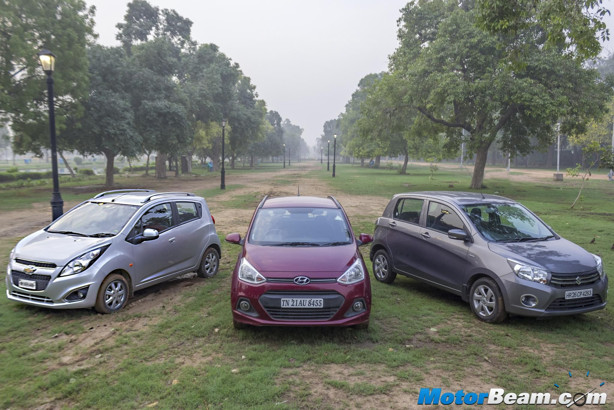 Chevrolet Beat Vs Maruti Celerio Vs Hyundai Grand I10 Diesel